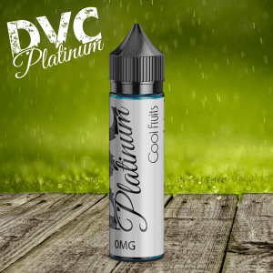 DVC Platinum Cool Fruits E-Liquid