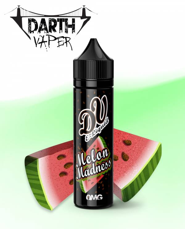 Darth Vaper E-Liquids Melon Madness Vape Juice