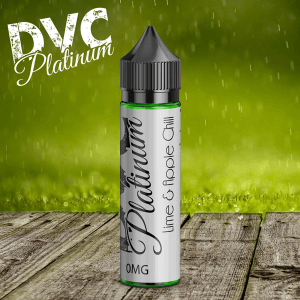 Lime & Apple Chill E-Liquid - DVC Platinum Range