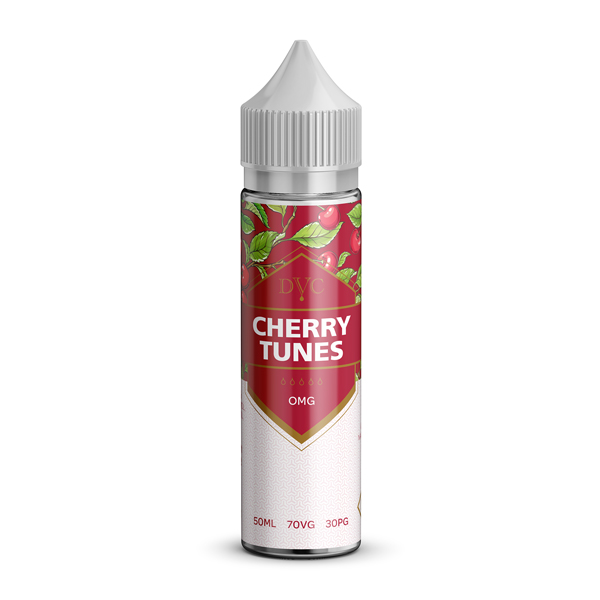 DVC Cherry Tunes E-Liquid