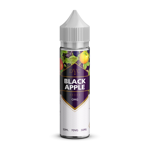 DVC Black Apple E-Liquid